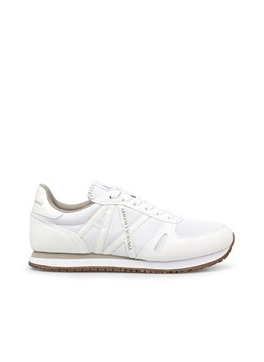 Armani Exchange  Günlük Spor Ayakkabı Kadın Ayakkabı Xdx031 Xcc62 K507 Beyaz